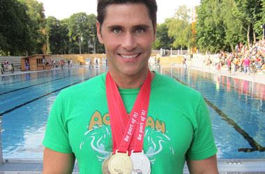 Jack Mackenroth, Man of Medal