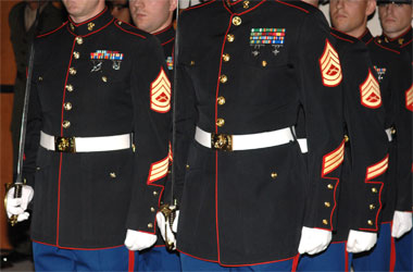 Marine Staff Sgt. James McCoy: Yes, I Sack-Tapped Subordinates