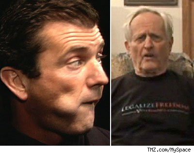 Here's Something You And Mel Gibson's Dad Hutton Can Agree On