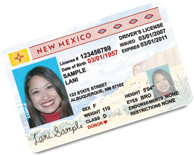 Transgender Drivers Have a New Friend In New Mexico: The DMV