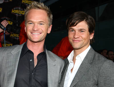 Neil Patrick Harris + David Burtka: Twins Due In October