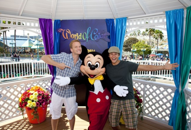 Neil Patrick Harris Asks That You Please Keep Your Hands Inside The Ride At All Times