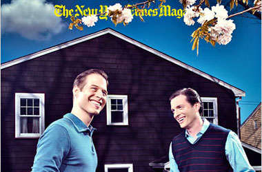 Study: New York Times Less Likely Than Chicago Tribune to Treat Gays Like Moral Pests