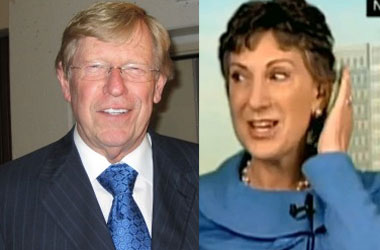 Ted Olson Supports Carly Fiorina's Senate Bid. Carly Fiorina Supports Prop 8. Huh!