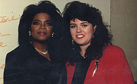 Rosie O'Donnell Is Coming Back to Daytime. With Oprah!