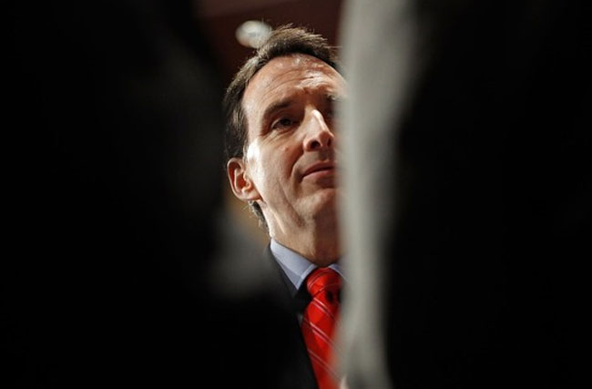 MN Gov. Tim Pawlenty: Voters Have Every Right To Vote Out Pro-Gay Marriage Supreme Court Justices