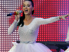 Is Katy Perry Trying to Secure Another Gay Anthem With 'Peacock'?