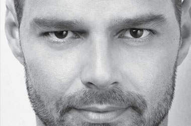 Narcissistic Ricky Martin Names Autobiography After Himself