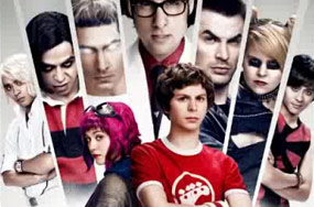 2 Sentence Movie Reviews: Scott Pilgrim Vs. The World