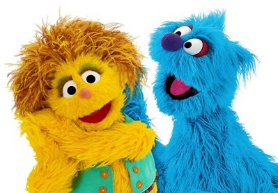 Sesame Square's Kami Will Teach Nigerian Kids About HIV