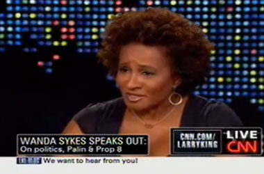 Wanda Sykes: Working For the GOP, Ken Mehlman Probably Took a Lot of 'Rape Showers' To Cleanse Himself