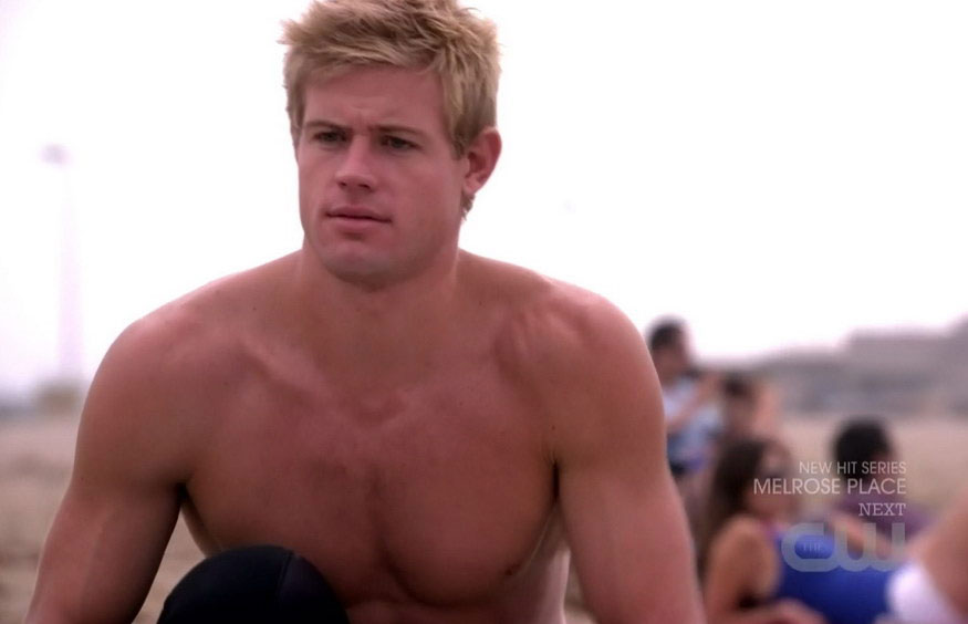 Just How Far Will 90210 Take Trevor Donovan's Sexual Conquests?