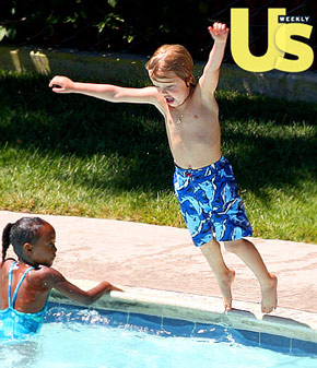 Shiloh Jolie-Pitt Ain't Gonna Wear No 2-Piece