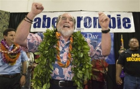 Don't Be Fooled: Hawaii's Democratic Gov Candidate Neil Abercrombie Does Not Support Your Right to Marry