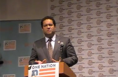 Just How Committed Is the NAACP's Benjamin Jealous To The Gays' Civil Rights Battle? Very! Sort Of.