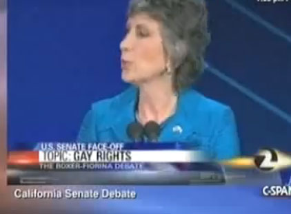 How Barack Obama Is Letting Republicans Like Carly Fiorina Dog Gay Marriage