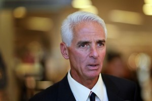 Florida's Heterosexual-ish Gov. Charlie Crist Comes Around On Supporting Gay Rights