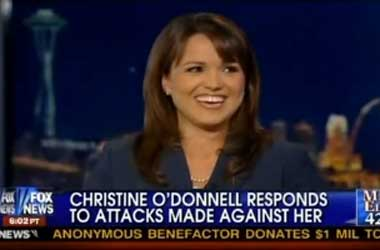 The Last National Christine O'Donnell Interview Ever, Ever