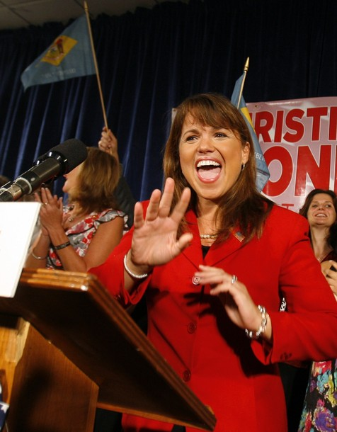 Karl Rove, Lesbian Sister Jennie Run to Christine O'Donnell's Defense