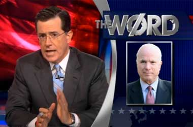 Stephen Colbert: Gay Soldiers Are Already Experts At Secret Identities And Espionage