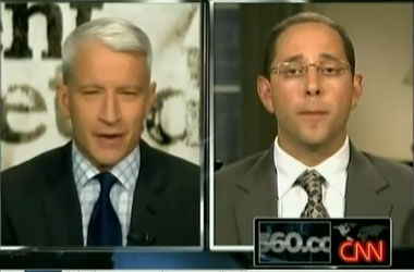 Anderson Cooper Will Not Be Fired For TV Bullying Andrew Shirvell