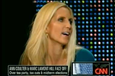 Ann Coulter Tells Marc Lamont Hill What Blacks Are Thinking