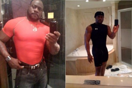 Bishop Eddie Long Still Parading Around In His Favorite Muscle Tees