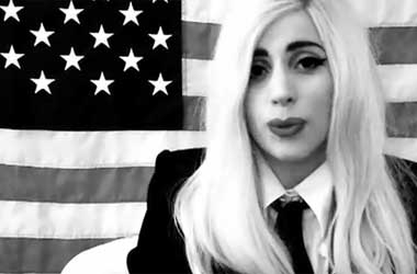Lady Gaga's DADT Support Is Totally Scripted