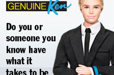 Will Mattel Let a Gay Compete In Its Search For A Real-Life Ken Doll?