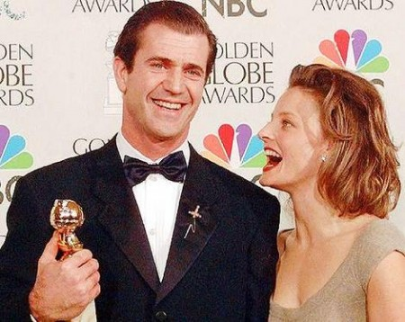 How Can Jodie Foster Claim Her Pal Mel Gibson Is 'the Most Loved Man In The Film Business'?