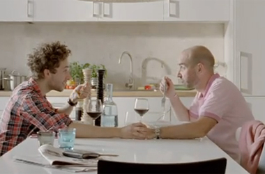 Does Ikea's New Ad Represent Beautiful Bisexual Inclusion? Or Slutty Stereotypes?
