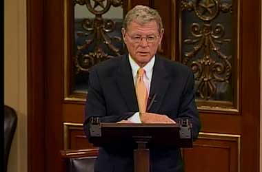 Sen. James Inhofe Wants The Entire Senate To Discuss Anal Sex In The Military