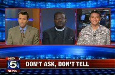 Bishop Harry Jackson To Dan Choi: You're Gonna Get All Butt Sexy If DADT Is Repealed