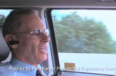 Fred Karger Wants To Get to Know Ya