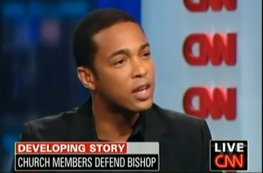 CNN Anchor Don Lemon: I Was Molested By A Pedophile