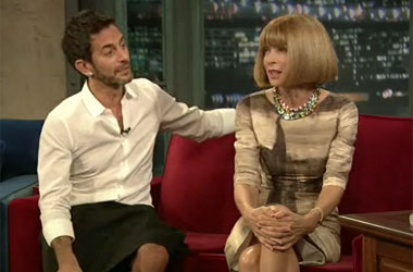 Anna Wintour + Marc Jacobs Cling to Heydays of Full Price Fashion