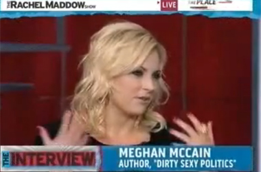 How Meghan McCain And The Media Teamed Up to Sell Her New Book