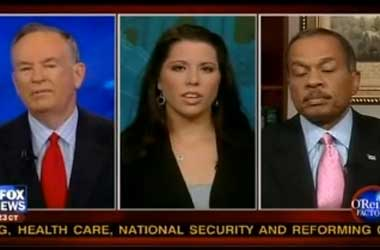 Bill O'Reilly Isn't Sure Whether He's Going to Take Down Christine O'Donnell Yet