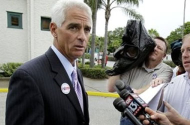 Why Adoptive Father Hopeful Doesn't Want Charlie Crist to Abandon Florida's Appeal