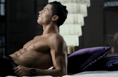 You've Got 50 Seconds To Figure Out What Cristiano Ronaldo Is Advertising
