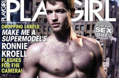 Don't Tell Playgirl Model Ronnie Kroell He Can't Make Fun Of Trashy Reality TV