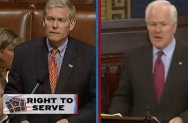 You're Probably Very Sad To Have Missed Sen. John Cornyn's Gay Bash