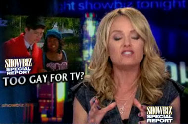 Shocking HLN Investigation Finds Anti-Gay Bigots Are Upset With 'Invasion' of Gays On Television