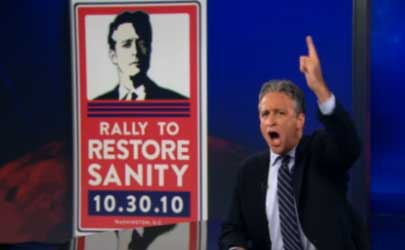 Jon Stewart Invites Exiled Normal Americans To The Public Square