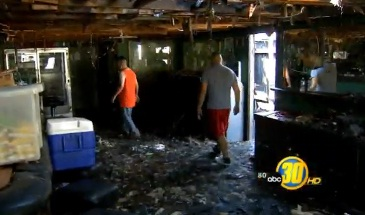 Stereotypical: Fresno Bar Goes Up In Flames