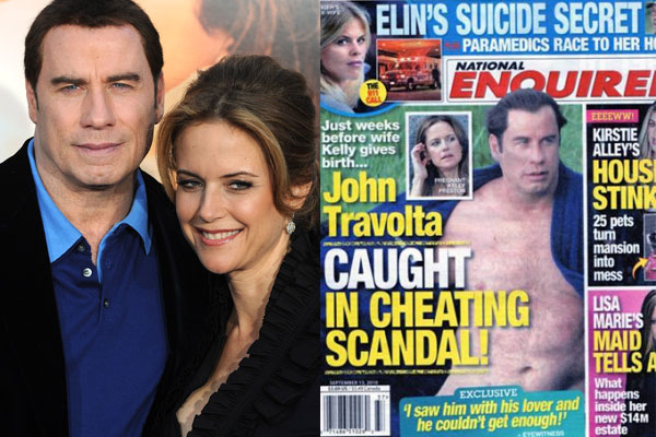 All The Dudes John Travolta Had Sex With At The Spa, Or Watched Him Get Off, Are Coming Forward?