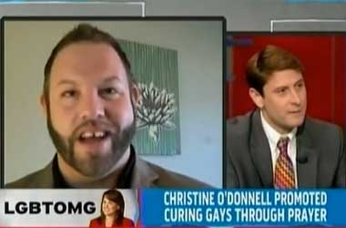 Whether Arguing For Or Against Ex-Gay Therapy, Wade Richards Is a Fantastic Spokesman