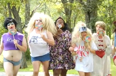 Lady Bunny Presents West Virginia's 'Gurls'