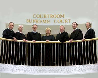 Can This Lawsuit Put Iowa's 3 Gay Marriage-Supporting Supreme Court Justices Back On The Bench?