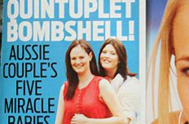 Pregnant Aussie Lesbians Just 4 Babies Shy Of Beating Octomom